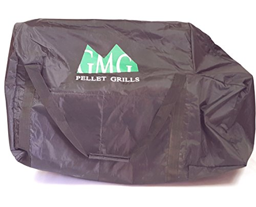 Green Mountain Grills Davy Crockett Pellet Grill PACKAGE, Cover and Tote included - WIFI enabled by Green Mountain Grill (Image #3)