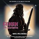 Conan the Destroyer (2 CD / Complete) [Soundtrack]