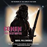 Conan the Destroyer (2 CD / Complete) [Soundtrack]