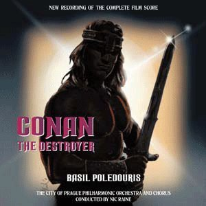 Basil Poledouris Conan The Destroyer 2 Cd Complete