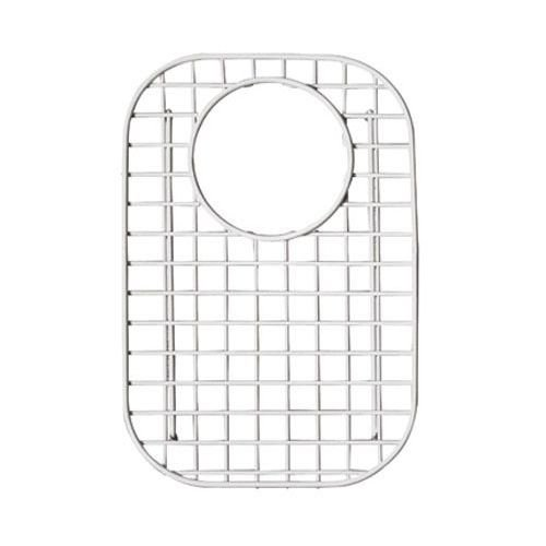 Rohl WSG6327SMSS 14-7/16-Inch by 9-9/16-Inch Wire Sink Grid, Stainless Steel - Stainless Steel Wire Bottom Grid