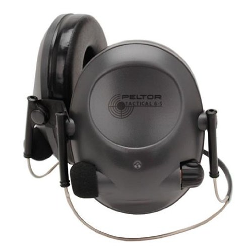 3M Peltor Soundtrap/Tactical 6-S Electronic (6s Hearing Protector)