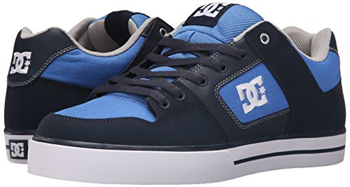 DC Skateboard Shoes PURE NAVY/GRAY