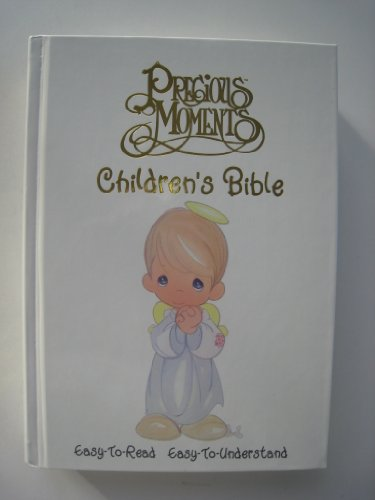 Precious Moments Children's Bible: Easy-To-Read New Life Version