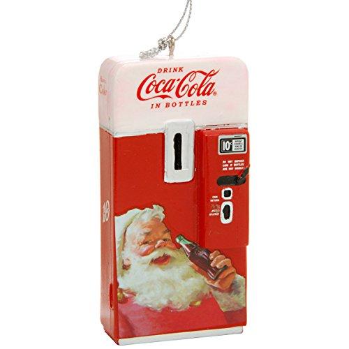 Vintage Retro Coca Cola Vending Machine Coke Christmas Ornament - Christmas Decorations Coca Cola