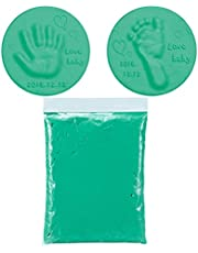 Baby handprint and footprint set, plaster cast baby hand and foot, baby footprint baby footprint set, handprint for newborns and toddlers