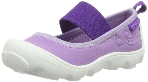 a83038cc1781 crocs Duet Busy Day PS Mary Jane (Toddler Little Kid)
