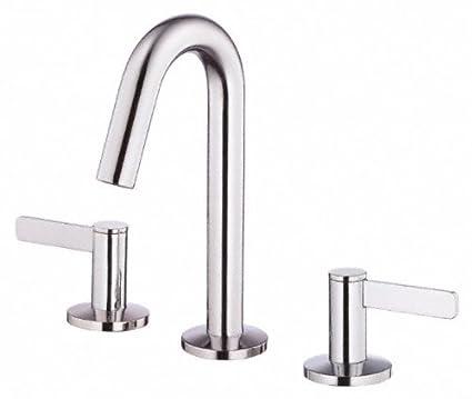 Danze D304030 Amalfi Two Handle Widespread Lavatory Faucet, Chrome ...