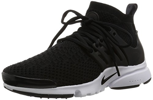 77afeaab269b Nike Womens Air Presto Flyknit Ultra Black Black Running Shoe 8.5 Women US  (B01FRSNCLI)