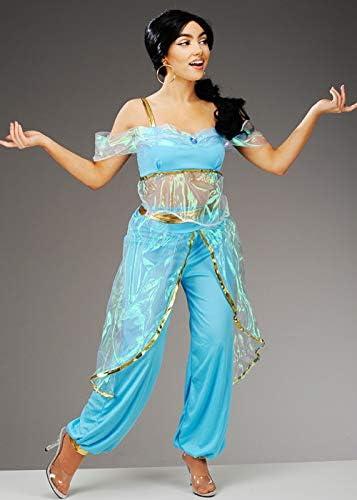 Disfraz de Princesa Estilo jazmín Princesa del Desierto para Mujer ...
