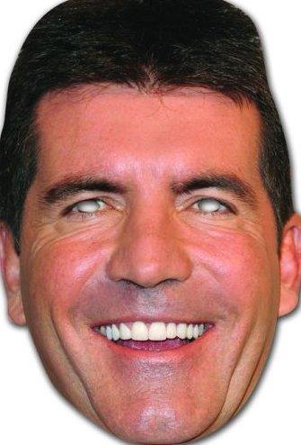 de Factor X máscara de máscaras de teatro griegas 5 unidades - incluye -