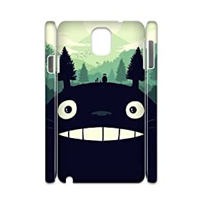 XOXOX Totoro Phone 3D Case For Samsung Galaxy note 3 N9000 [Pattern-5]