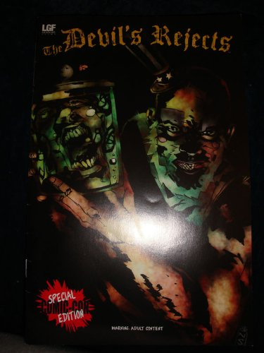 The Devil's Rejects Captain Spaulding Variant Special Comic-Con Edition Cover (LGF)