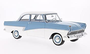 1:18 Bos FORD TAUNUS 17m p2 1957 Red//White