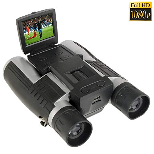 2.0 inch TFT LCD 5MP 12 x 32 Zoom Telescope Binocular Digital Camera,for Outdoor Sport and so on
