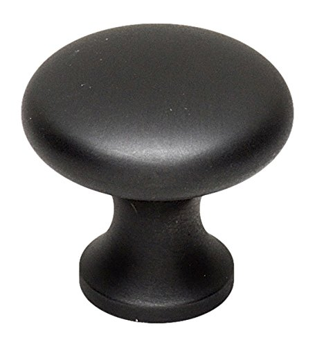 Alno A814-1-BRZ Traditional Knobs, Bronze, 1