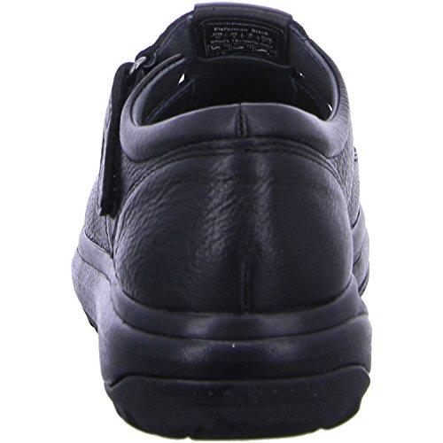Joya FISHERMAN BLACK 092cas Uomo Mocassino Black