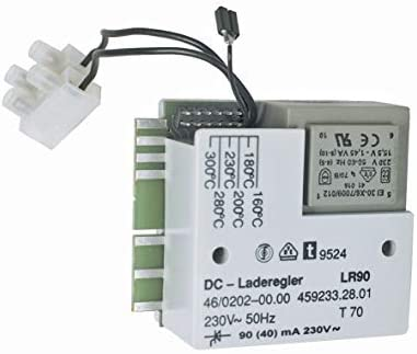 Contr/ôleur de charge /électronique LR90; compatible avec dispositifs de Bauknecht Dimplex Siemens
