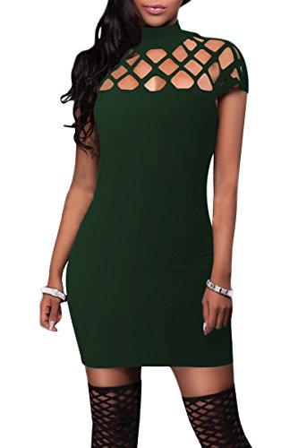 asos 3/4 sleeve wrap maxi dress - 8