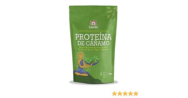 Proteína de Cáñamo 250g
