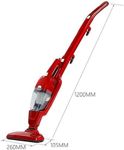 Aspirateur Double Usage de la Maison et Voiture Ultra-léger, pousseur Vertical/Poche 2 en 1 avec poignée Ergonomique et Filtre HEPA 10kPa Vertical Xuan - Worth Having