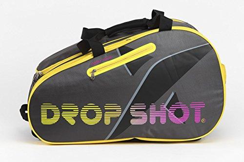 DROP SHOT Silex Paletero de Pádel, Adultos Unisex, Amarillo, 1: Amazon.es: Deportes y aire libre
