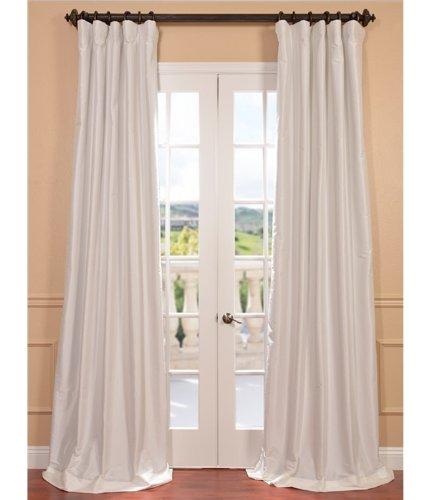 faux silk windows panel - 5