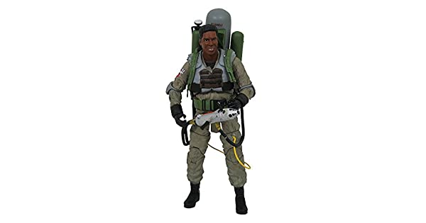 """Slime Peter Ghostbusters Select 7/"""" Action Figure série 4"""