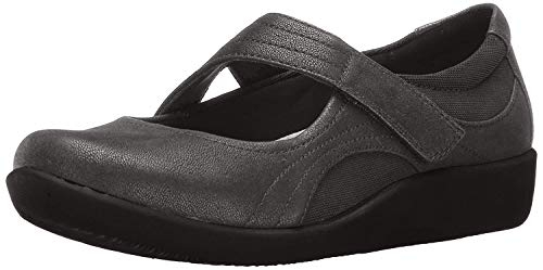 Clarks Women's Mary Jane CLARKS Sillian Bella Flat Shoes