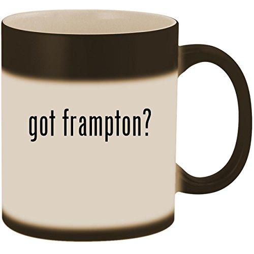 got frampton? - 11oz Ceramic Color Changing Heat Sensitive C