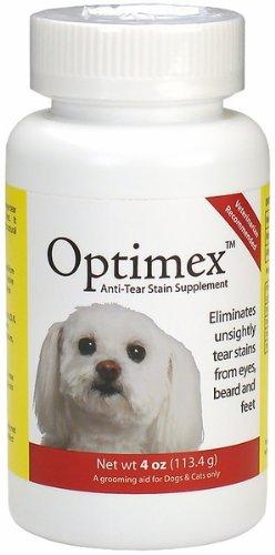 Optimex Anti-Tear Stain (4oz /114 g), My Pet Supplies