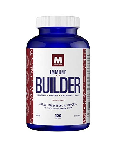 Mineralife Immune Builder – Daily Immune System Support – Zinc, Vitamin C, Fulvic Acid – Your Daily Health Defense