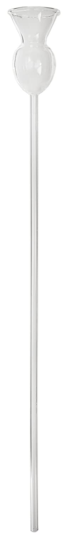 GSC International Borosilicate Glass Thistle Tube Long Stem 400 mm
