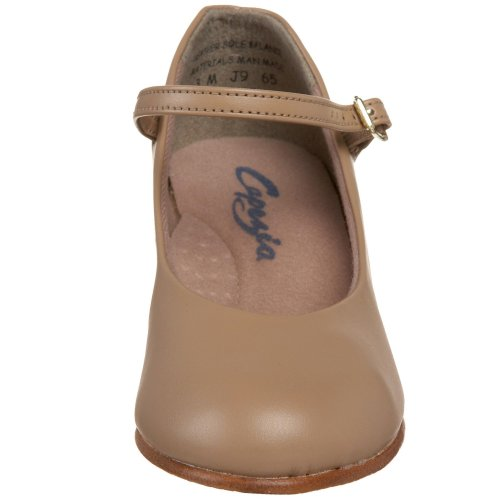 Shoe Caramel Kid Character Little Footlight Capezio Big Kid Jr 550X xCOwCZP8q