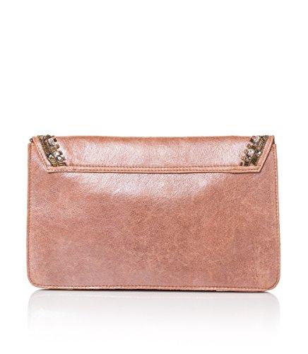 pink Soutache No Clutch Mujer Mazza Rosa Shop Design Starlite Valeria Aplica aEv6Rxwqw