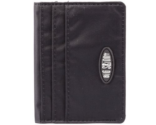 Big Skinny New Yorker ID Slim Wallet, Holds Up to 24 Cards, - Yorker New Shop