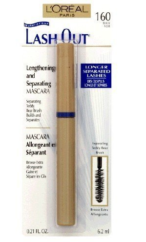274eca222c6 Image Unavailable. Image not available for. Color: L'Oreal Lash Out  Lengthening & Separating Waterproof Mascara ...
