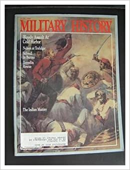 military history magazine june 1986 v2 no6 c brian ed kelly amazoncom books
