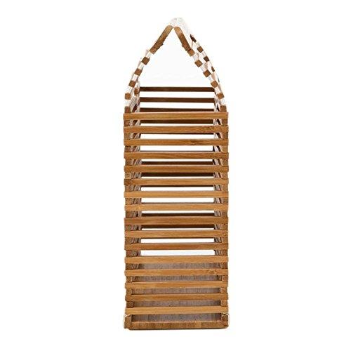 Bag Bag Braided Beach Portable Outdoor Bamboo Beach Bag Woven Bag Jin Organizer Handmade Bamboo Pretty 14qTwY