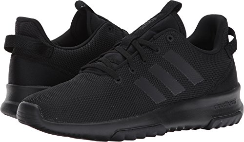 adidas Men's CF Racer TR Trail Running Shoes, Black/Black/Running White, (10 M US) Tr Trail Running Shoes