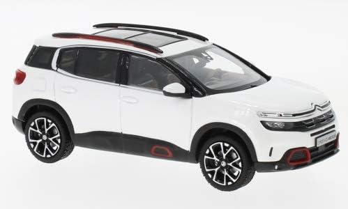 Citroen C5 Aircross Metallic Weiss 2018 Modellauto Fertigmodell Norev 1 43 Spielzeug