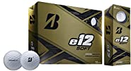 Bridgestone Golf e12 Soft Golf Balls (One Dozen)