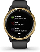 Amazon.com: Garmin Venu GPS Smartwatch with AMOLED Display ...