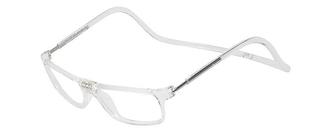 Amazon.com: Clic - Gafas de lectura magnéticas: Health ...