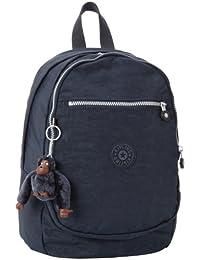 Kipling Challenger Medium Backpack, True Blue, One Size