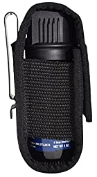 Holster, nylon - (fits 2 oz pepper spray, Fox Labs, Sabre, Freeze +P, Wildfire) -Holster only, pepper spray not included.-