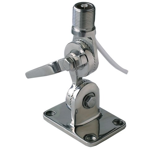 Pacific Aerials Longreach Pro Ss Vhf Ant Ratchet Mount (Part #P6159 By Pacific (Ant Mount)
