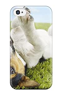 Fashion Design Hard Case Cover/ LOjoIPz5004urngY Protector For Iphone 4/4s
