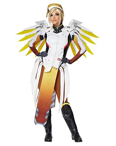 Spirit Halloween Adult Mercy Costume Deluxe - Overwatch