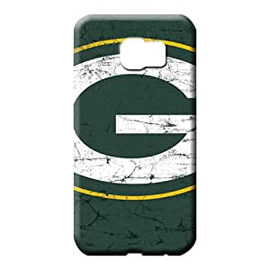 samsung galaxy s6 case cover High Grade trendy phone carrying shells green bay packers nfl football